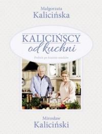 Kalicińscy od kuchni - okładka książki