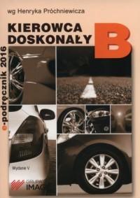 Kierowca doskonały B 2016 - okładka książki