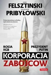 Korporacja zabójców - okładka książki
