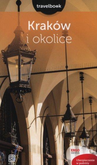 Kraków i okolice. Travelbook - okładka książki