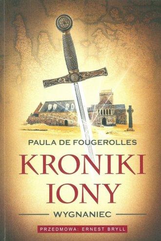 Kroniki Iony. Wygnaniec - okładka książki