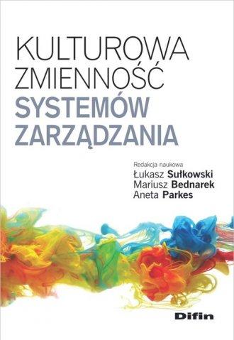 Kulturowa zmienność systemów zarządzania - okładka książki