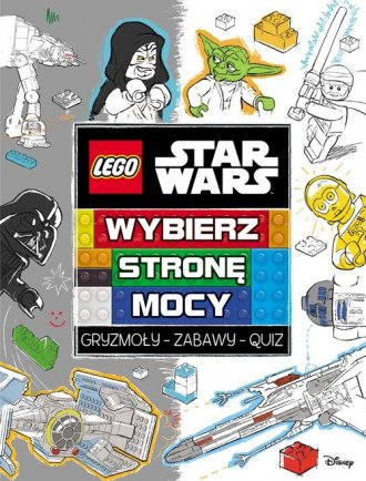 LEGO Star Wars. Wybierz stronę - okładka książki
