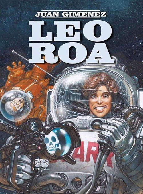 Leo Roa - okładka książki