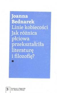 Linie kobiecości - okładka książki