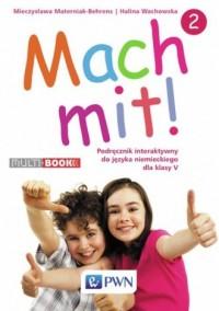 Mach mit! 2 Multibook. Szkoła podstawowa - pudełko programu