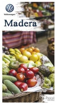Madera. Pascal holiday - okładka książki