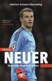 Manuel Neuer - okładka książki