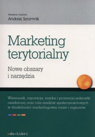 Marketing terytorialny... Nowe - okładka książki