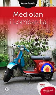 Mediolan i lombardia. Travelbook - okładka książki