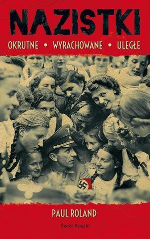Nazistki - okładka książki