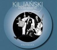 Nowy album Kiljańskiego & The New Warsaw Trio - okładka płyty