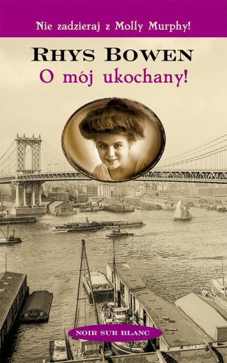 O mój ukochany - okładka książki