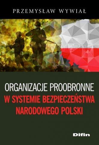 Organizacje proobronne w systemie - okładka książki