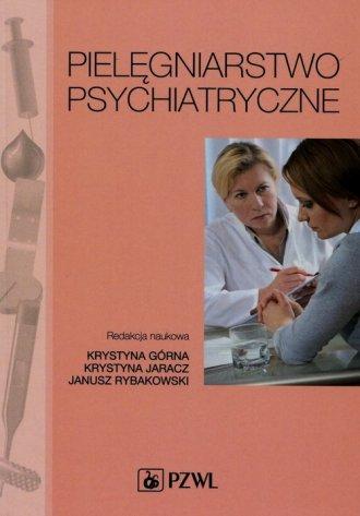 Pielęgniarstwo psychiatryczne - okładka książki