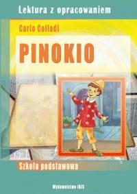 Pinokio - okładka podręcznika