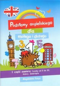 Podstawy angielskiego dla małego i dużego - okładka podręcznika