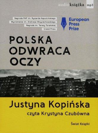 Polska odwraca oczy. Reportaże - pudełko audiobooku