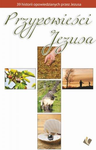 Przypowieści Jezusa - okładka książki