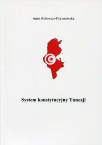 System konstytucyjny Tunezji - okładka książki