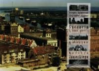 Szczecin i inne porty w obiektywie Macieja Jasieckiego - okładka książki