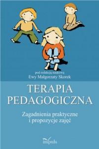 Terapia pedagogiczna. Zagadnienia - okładka książki