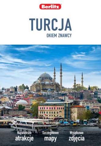 Turcja. Okiem znawcy - okładka książki