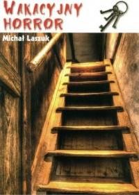 Wakacyjny horror - okładka książki
