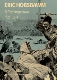 Wiek imperium 1875-1914 - okładka książki