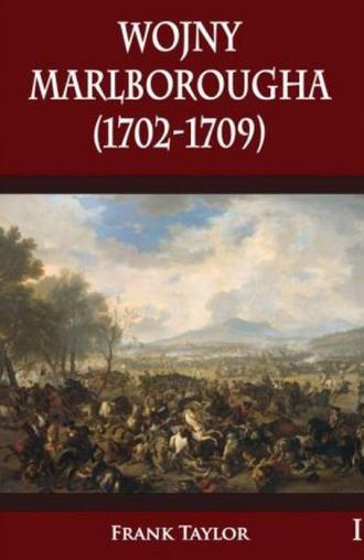 Wojny Marlborougha (1702-1709) - okładka książki
