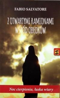 Z otwartymi ramionami wśród obłoków - okładka książki