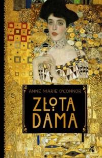 Złota dama - okładka książki