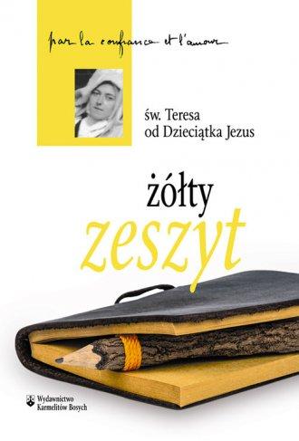 Żółty zeszyt - okładka książki