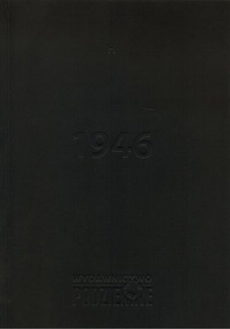 1946 - okładka książki