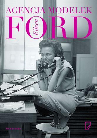 Agencja modelek Eileen Ford - okładka książki