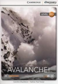 Avalanche! - okładka książki