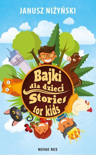 Bajki dla dzieci. Stories for kids - okładka książki