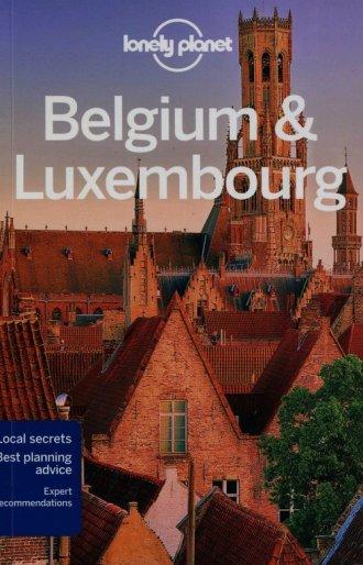 Belgium & Luxembourg. Przewodnik - okładka książki