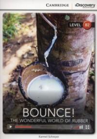Bounce! The Wonderful World of - okładka książki