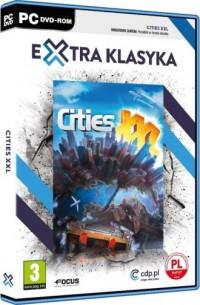 Cities XXL - Wydawnictwo - pudełko programu