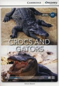 Crocs and Gators - okładka książki