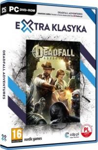 Deadfall Adventures - Wydawnictwo - pudełko programu