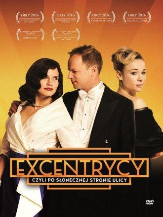 Excentrycy czyli po słonecznej - okładka filmu