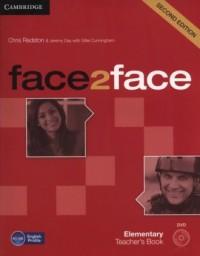 face2face. Elementary Teachers Book ( DVD) - okładka podręcznika