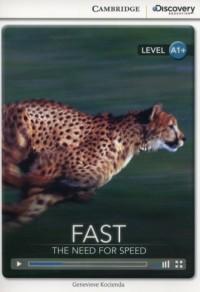 Fast: The Need for Speed - okładka książki