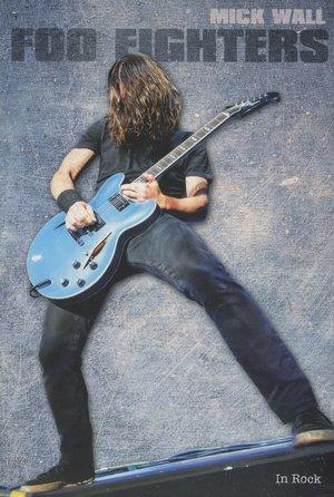 Foo Fighters - okładka książki