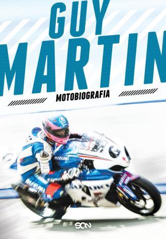 Guy Martin. Motobiografia - okładka książki