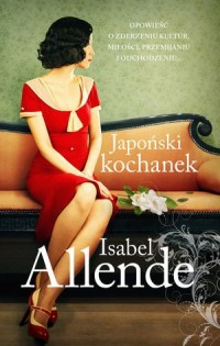 Japoński kochanek - okładka książki