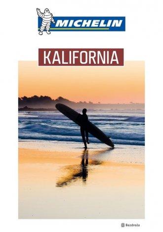 Kalifornia. Przewodnik Michelin - okładka książki