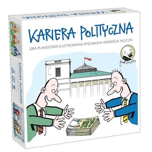 Kariera polityczna. Rysunki Andrzeja - zdjęcie zabawki, gry